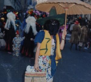 La maschera  e il carnevale